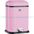 Treteimer Wesco Single Boy 13 L pink