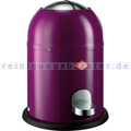 Treteimer Wesco SINGLE MASTER 9 L brombeer