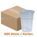Trinkbecher, Bierbecher splitterfrei transparent 0,4 L 800 Stück