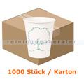 Trinkbecher NatureStar BIO Pappe 100 ml 1000 Stück