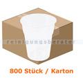 Trinkbecher NatureStar BIO PLA 500 ml 1000 Stück