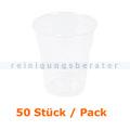 Trinkbecher NatureStar BIO PLA 500 ml 50 Stück