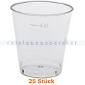 Trinkbecher, Schnapsglas 4 cl 25 Stück