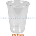 Trinkbecher transparent 0,3 L 100 Stück