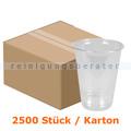 Trinkbecher transparent 0,3 L 2500 Stück