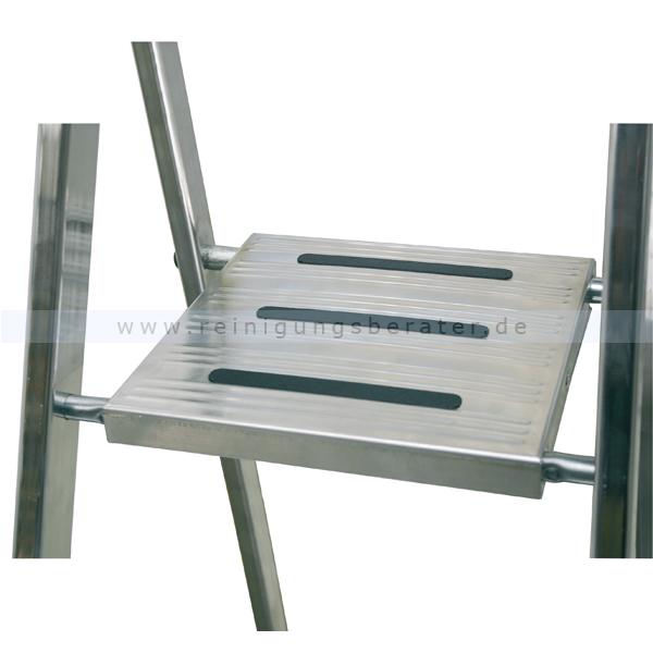 trittleiter krause solidy 7 stufen. Black Bedroom Furniture Sets. Home Design Ideas