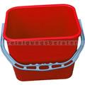 TTS Eimer, Putzeimer für Reinigungswagen 12 L rot
