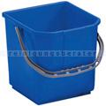 TTS Eimer, Putzeimer für Reinigungswagen 15 L blau