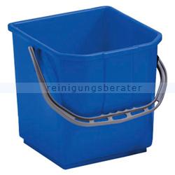 TTS Eimer, Putzeimer für Reinigungswagen 25 L blau