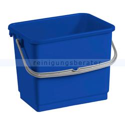 TTS Eimer, Putzeimer für Reinigungswagen 4 L blau