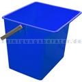 TTS Eimer, Putzeimer für Reinigungswagen 6 L blau