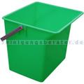 TTS Eimer, Putzeimer für Reinigungswagen 6 L grün