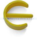 TTS Spannhülse und Spannclip gelb