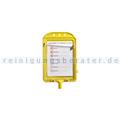 TTS Tafel für Checklisten gelb