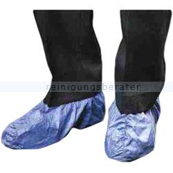 Überschuhe Ampri PE blau, 15x42 cm