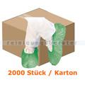 Überschuhe Hygostar Standard CPE grün 2000 Stück