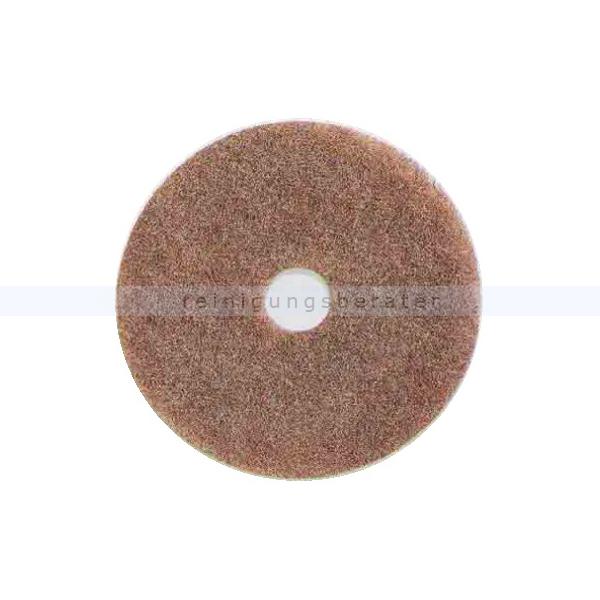 Ultra-High-Speed-Pad Glit Coco 16 Zoll 406 mm Natürliche Kokosfette für Hochglanz auf weichen Pflegefilmen 602CO16
