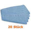 Ultra-Microfasertuch TASKI Jonmaster Ultra cloth Blau