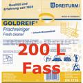 Universalreiniger Dreiturm Goldreif Frischreiniger 200 L