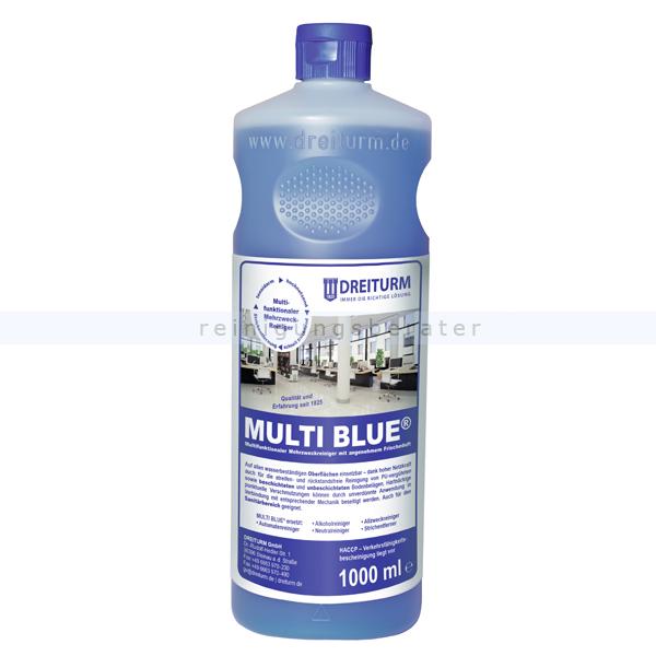 Universalreiniger Dreiturm Multi Blue 1 L