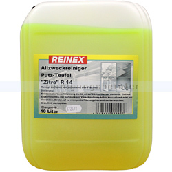 Universalreiniger Reinex R14 Putz-Teufel Zitro 10 L