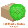 Urinalsieb, Urinaleinlage Shield Appel Apfel 100 St.
