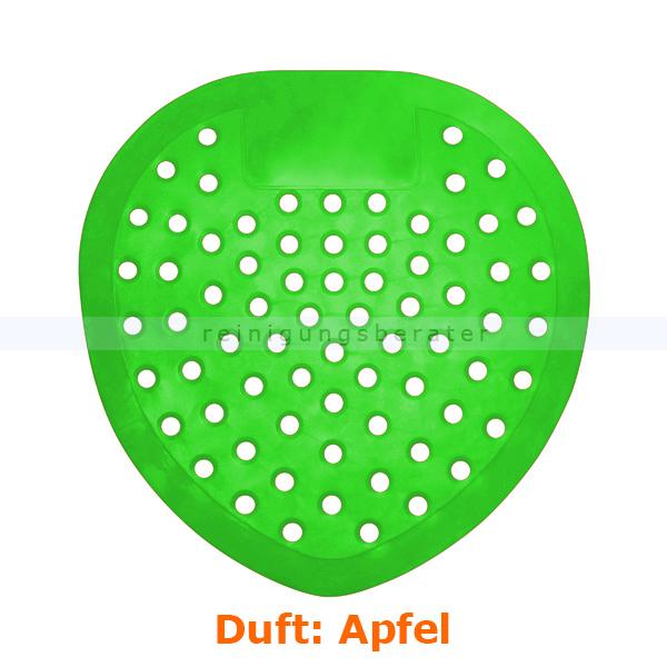 Urinalsieb, Urinaleinlage Shield Apple, Apfelduft