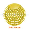 Urinalsieb, Urinaleinlage Spike, Duft Mango