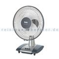 Ventilator Fakir VC 29 Tischventilator silber anthrazit