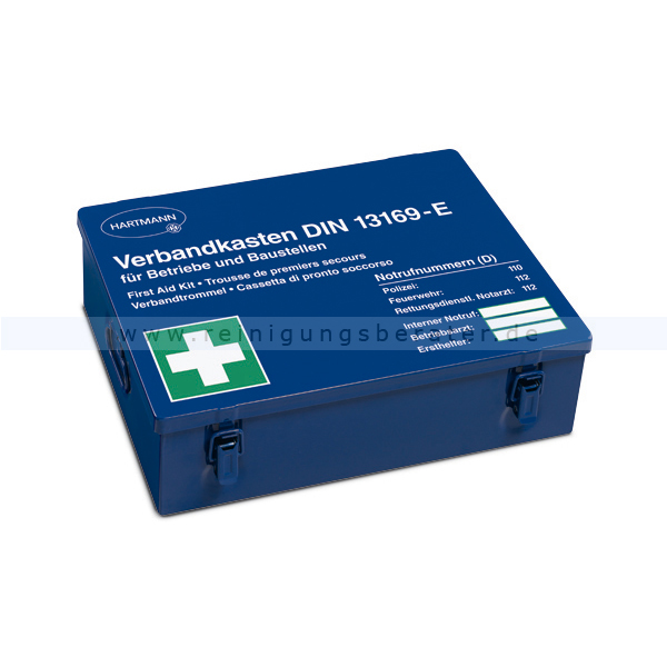 Verbandskasten Hartmann DIN 13169-E