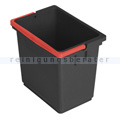 Vermop Eimer, Kunststoffeimer rot 6 L