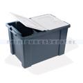verschließbare Box Numatic große Ablagebox schwarz