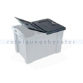 verschließbare Box Numatic Nachrüstset Deckel und Schlösser
