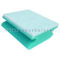 Vliesschwamm Sito Topfreiniger 9,5 x 7 x 4,5 cm grün-weiß
