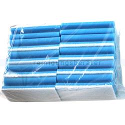 Vliesschwamm Sito Topfreiniger blau-weiß 10er Pack