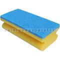 Vliesschwamm Sito Topfreiniger gelb-blau