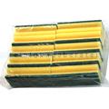 Vliesschwamm Sito Topfreiniger gelb-grün 10er Pack