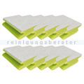 Vliesschwamm Sito Topfreiniger gelb-weiß 10er Pack