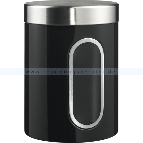 Vorratsdose Wesco 2 L schwarz