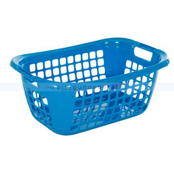 Teko-plastic Bekaform Wäschekorb Bekaform 55 Serie 2000 blau Wäschekorb zum Aufbewahren von Kleidung 10340224
