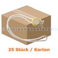 Wäschesack Novocal DIBE Verschlussknebel weiß 25 Stück