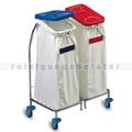 Wäschewagen Floorstar WS 2 SOLID