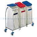 Wäschewagen Floorstar WS 3 SOLID