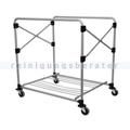 Wäschewagen Rubbermaid Wäschesammler X-Cart Rahmen 300 L