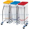 Wäschewagen Vermop Meditrans dreifach