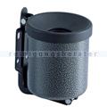 Wandaschenbecher Orgavente NIDO aus Stahl 0,5 L