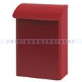Wandbriefkasten 29 cm Rot
