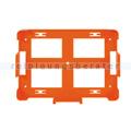 Wandhalterung Leina für Erste Hilfe Koffer SAN orange