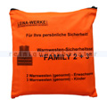 Warnweste Leina Warnwesten-Set FAMILY 2 plus 3