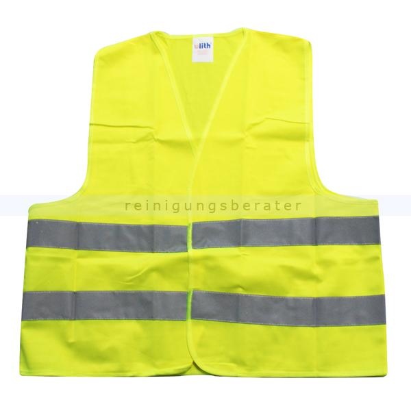 Warnweste Ulith EN 471 gelb Universalgröße